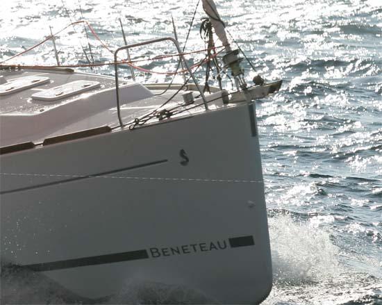 Обзор Beneteau 34